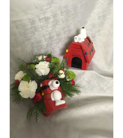 Snoopy's Cookie Jar