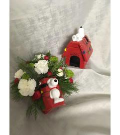 Snoopy's Cookie Jar