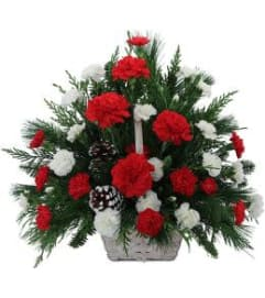 Seasons Greetings Bouquet