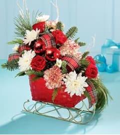 Sleigh Bell Bouquet