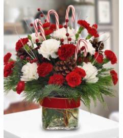 Festive Christmas Bouquet