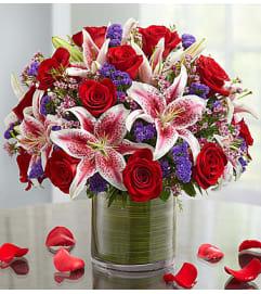 Please Be Mine Bouquet