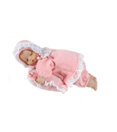 Musical Sleeping baby Girl Keepsake I
