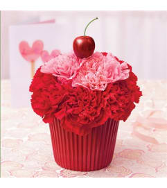 Cherry Cupcake In Bloom™