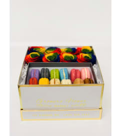 Gift box (rainbow series)