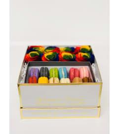 Gift box (rainbow series)