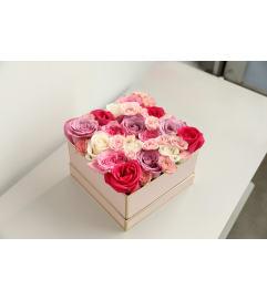Blushing Rose Box