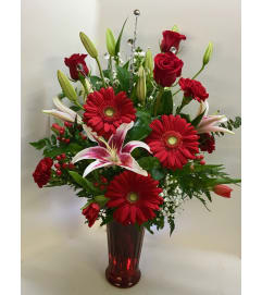 In Love Bouquet by Rothe's