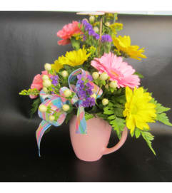 Flowering Mug