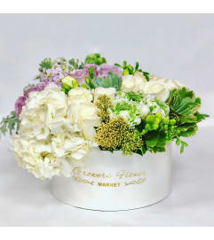 "Flowers box ""Florist choce"""