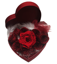 Preserved Rose box - 3 sizes