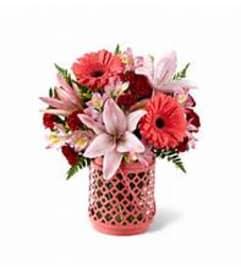 FTD Garden Park Bouquet (Pink)