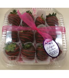Dozen Chocolate Covered Strawberries