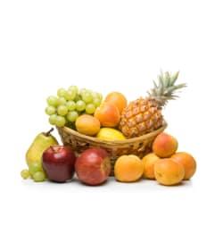 Custom Fruit Basket