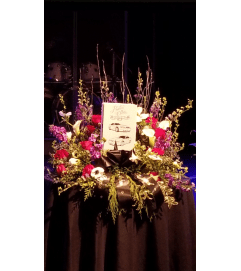 Cremains Wreath