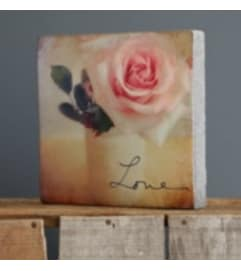 Love Rose Block I