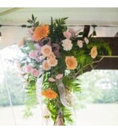 Soft Pastel Arbor (pair of 2)