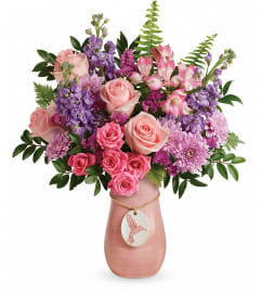 Teleflora Winged Beauty Bouquet