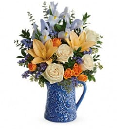 Telefloras Spring Beauty Bouquet