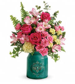 Country Skies Bouquet by Teleflora