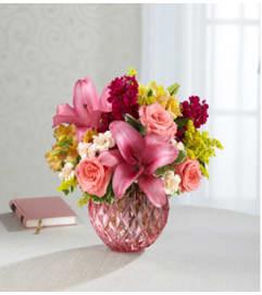 Pink Poise Bouquet