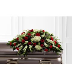 FTD's Sincerity™ Casket Spray