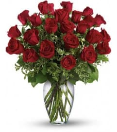 Long Stemmed Red Roses- always on my mind