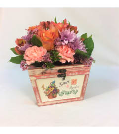 sp 4 Flower Box