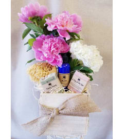 Sweet Flower Spa Box Deluxe