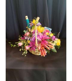 Garden Basket Bright & Cheerful