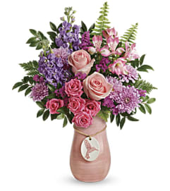 Winged Beauty Design by Teleflora