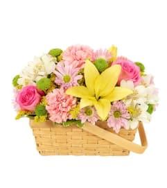 Joyful Moments Basket