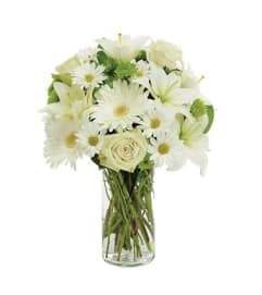 Peaceful Wishes Bouquet