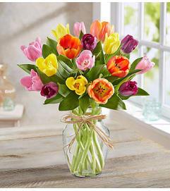 Timeless Tulips Bqt