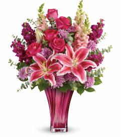 Pink Bold Elegance Bouquet