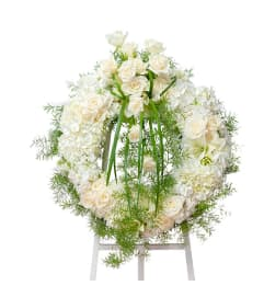 Elegant Wreath DW