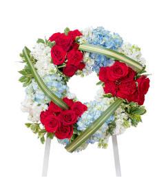 Honor Wreath DW