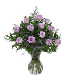 Lovely Lavender Roses DW