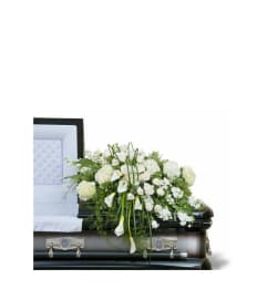 Elegant Love Casket Spray DW