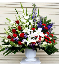 Red White and Blue Tribute #2