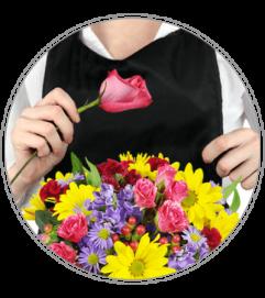 Florist's Choice Sympathy (Pastel)