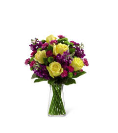The Happy Times™ Bouquet by FTD®