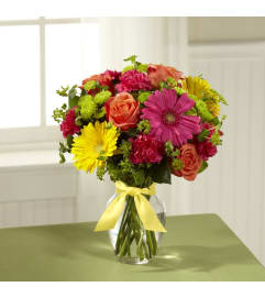 The Bright Days Ahead™ Bouquet by FTD®