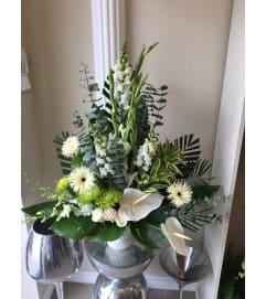 Tropical Modern Funeral Tribute