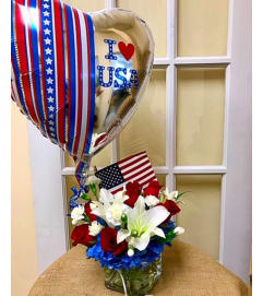 Freedom Bouquet