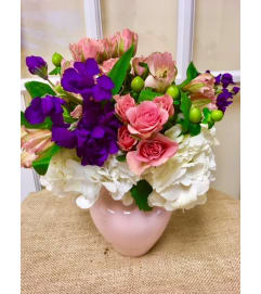 Pink & Purple Princess Bouquet
