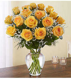 Yellow Roses Eighteen