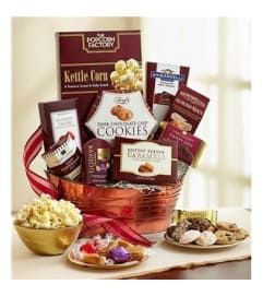 The Classic Collection Gourmet Gift Basket