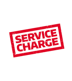 Wire Service Charge
