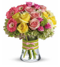 Fashionista Blooms Bouquet